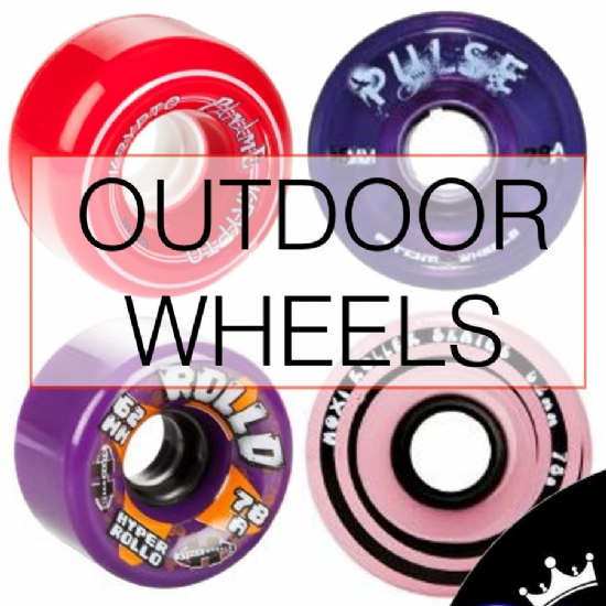 Outdoor Quad Wheels